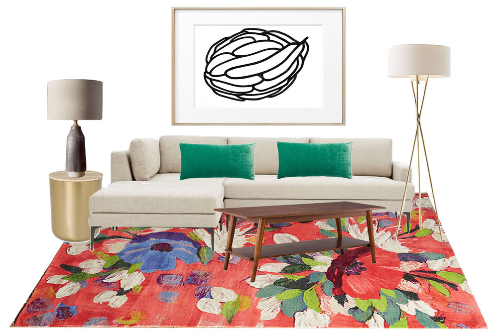 Living-room-design-colorful