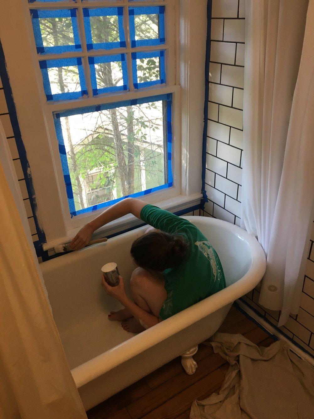 Bathroom-painting-project-idea