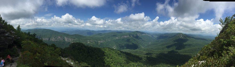 Table-rock-nc-hike-summit