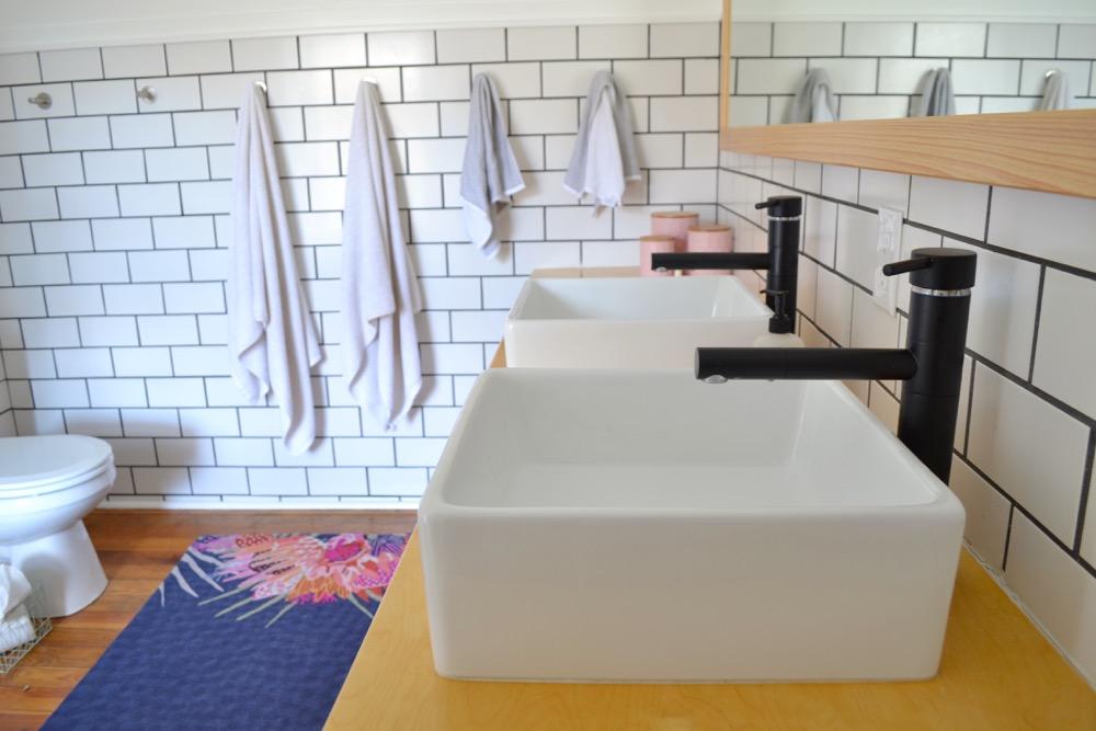 Master Bathroom Makeover: DIY Bathroom Decor Ideas U2014 The White Apartment
