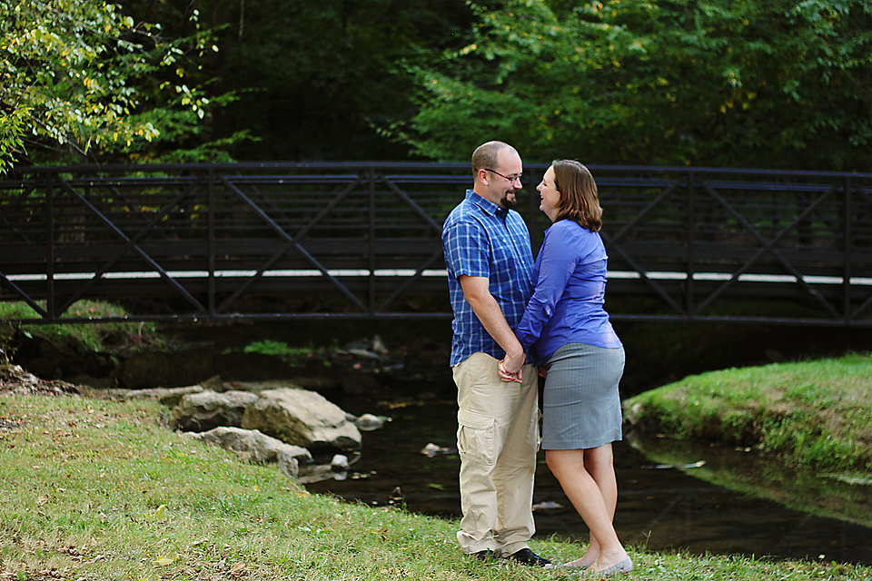 tonya+anthony engagement shoot