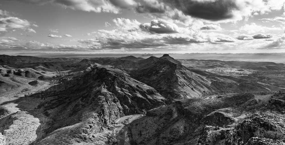 """The Flinders Ranges"" series"