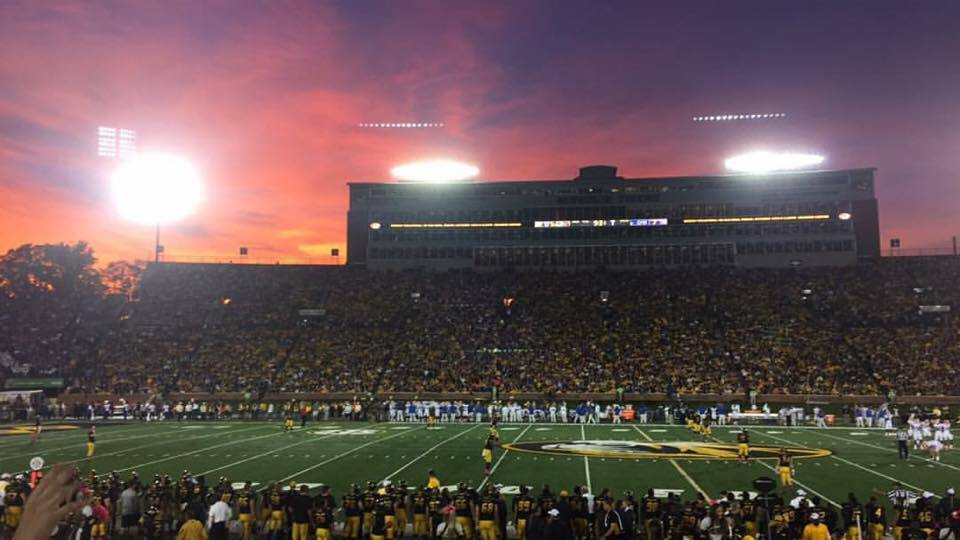 university of Missouri football stadium