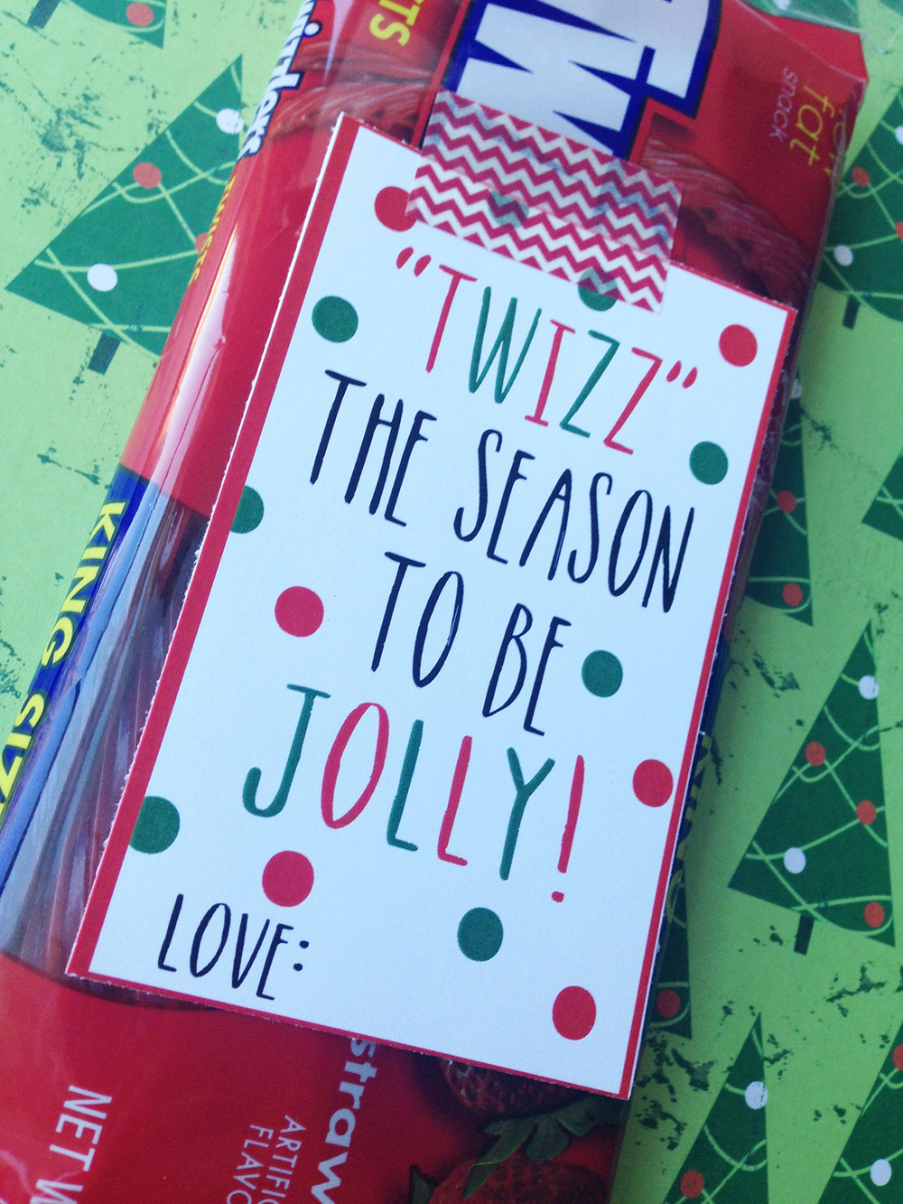 Twizz the season!