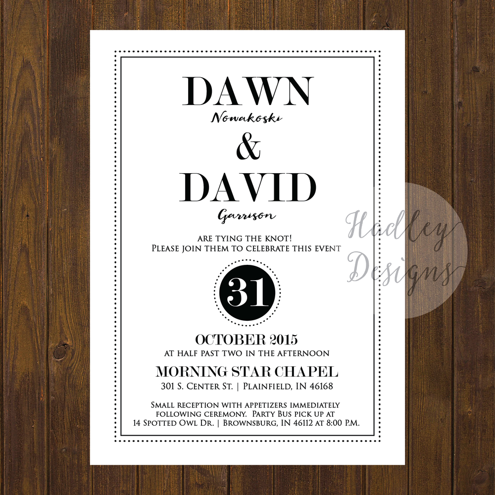 Hadley designs modern modern wedding invitations elegant wedding invitations classic wedding invitations formal wedding invitations stopboris Gallery