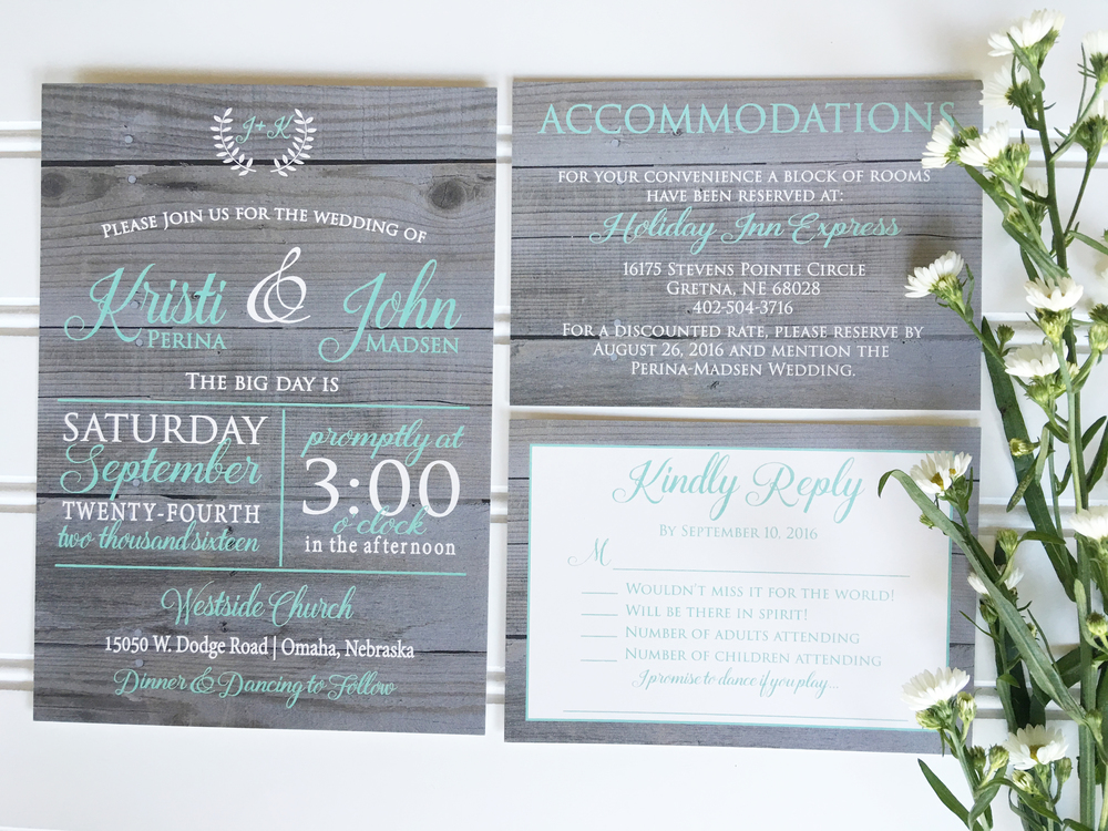 Hadley Designs-Featured Invitations