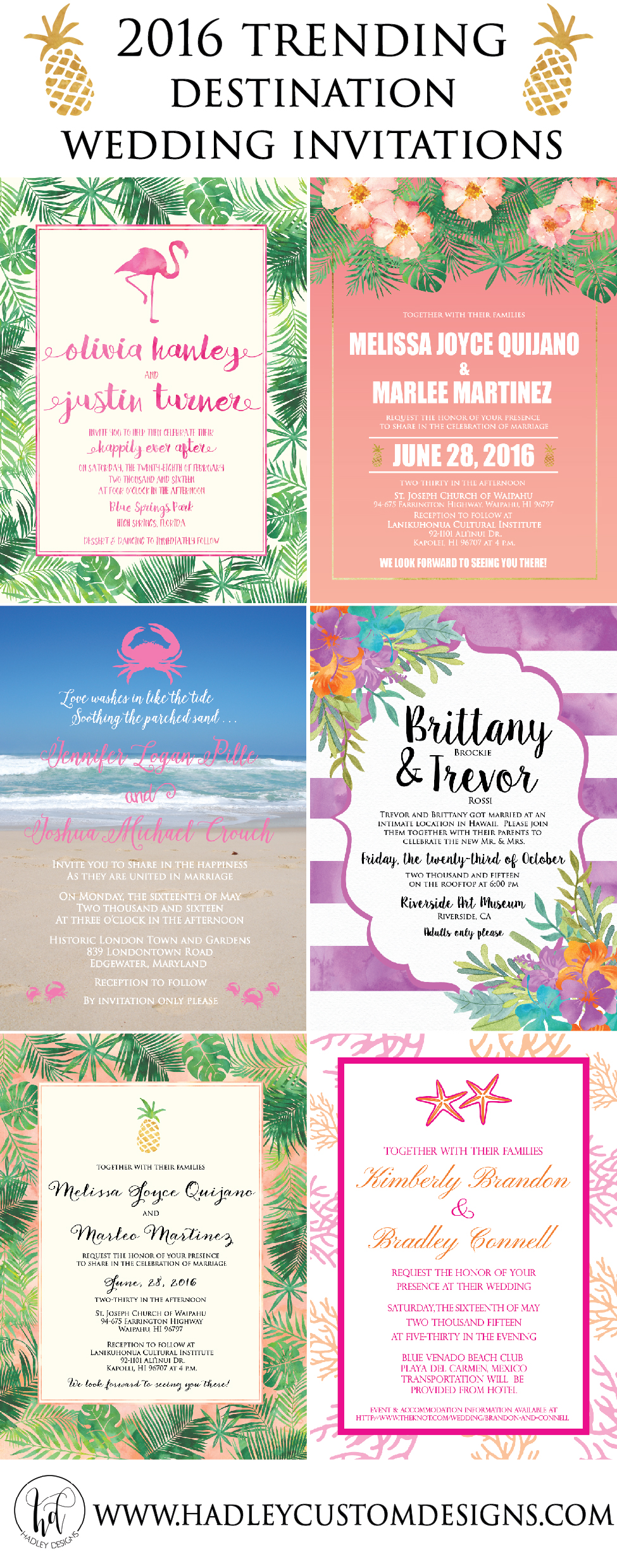 Tropical Wedding Invitations, Pineapple Wedding Invitations, Destination Wedding Invitation, Elegant Wedding Invitations, Classic Wedding Invites, Formal Wedding Invitation, Traditional Wedding Invite