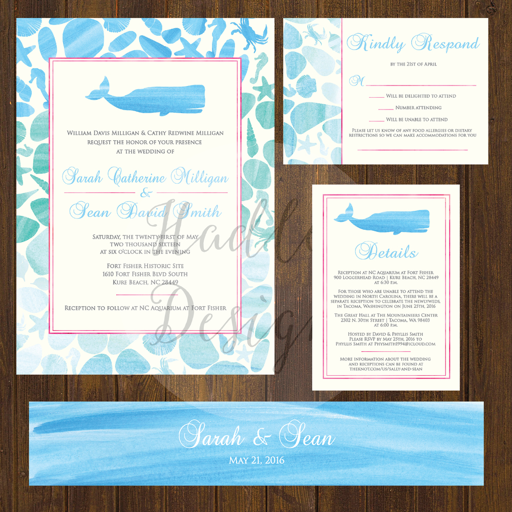 destination wedding invitations hadley designs destination 3505