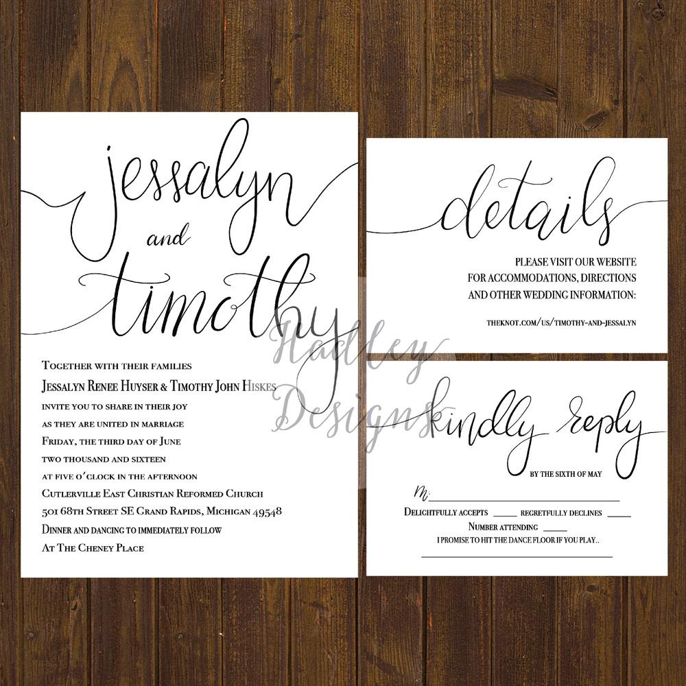 Elegant Wedding Invitations, Classic Wedding Invitations, Simple Wedding Invitations, Formal Wedding Invitations, Traditional Wedding Invitations, Unique Wedding Invitations, Custom Wedding Invitation