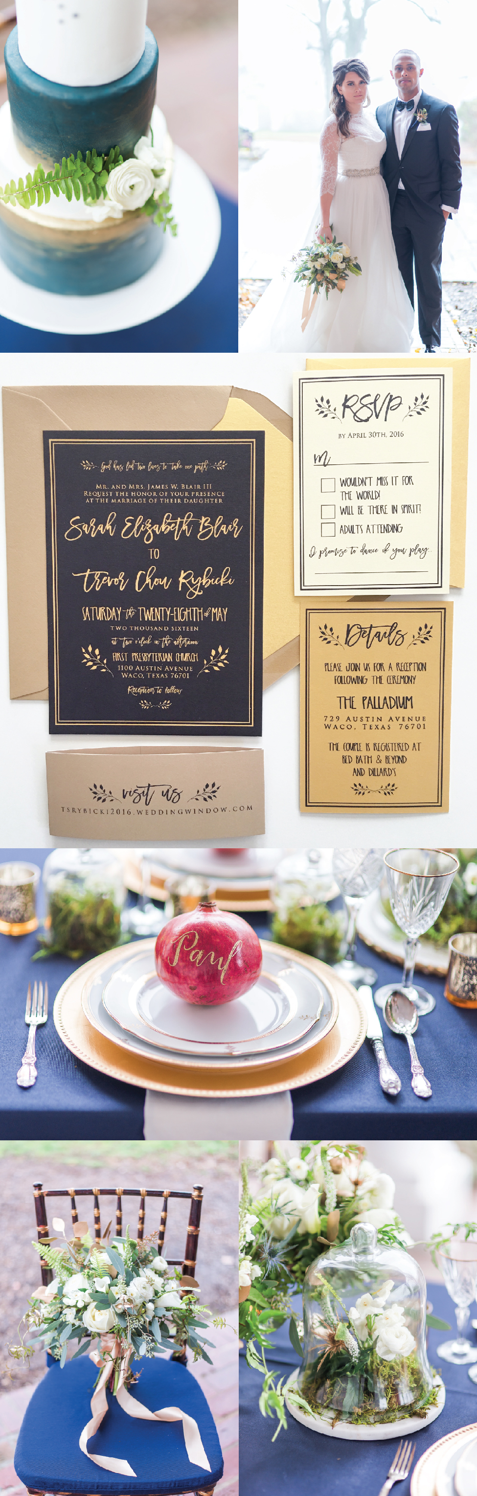 navy and gold wedding invitations.jpg