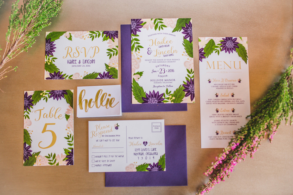 Hadley Designs Rustic Spring Wedding