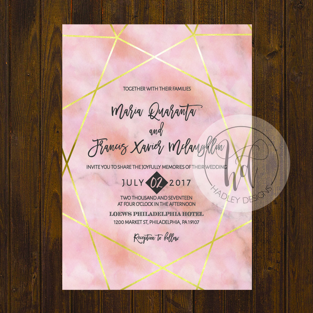 Watercolor Wedding Invitations, Water Color Wedding Invitations, Floral Wedding Invitations, Formal Wedding Invitations, Traditional Wedding Invitations, Unique Wedding Invitation
