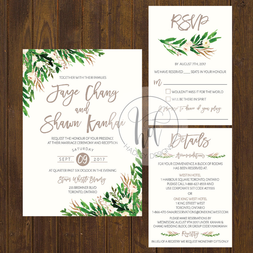 Floral Wedding Invitations, Flower Wedding Invitations, Fresh Wedding Invitations, Formal Wedding Invitations, Traditional Wedding Invitations, Unique Wedding Invitations, Custom Wedding Invitation