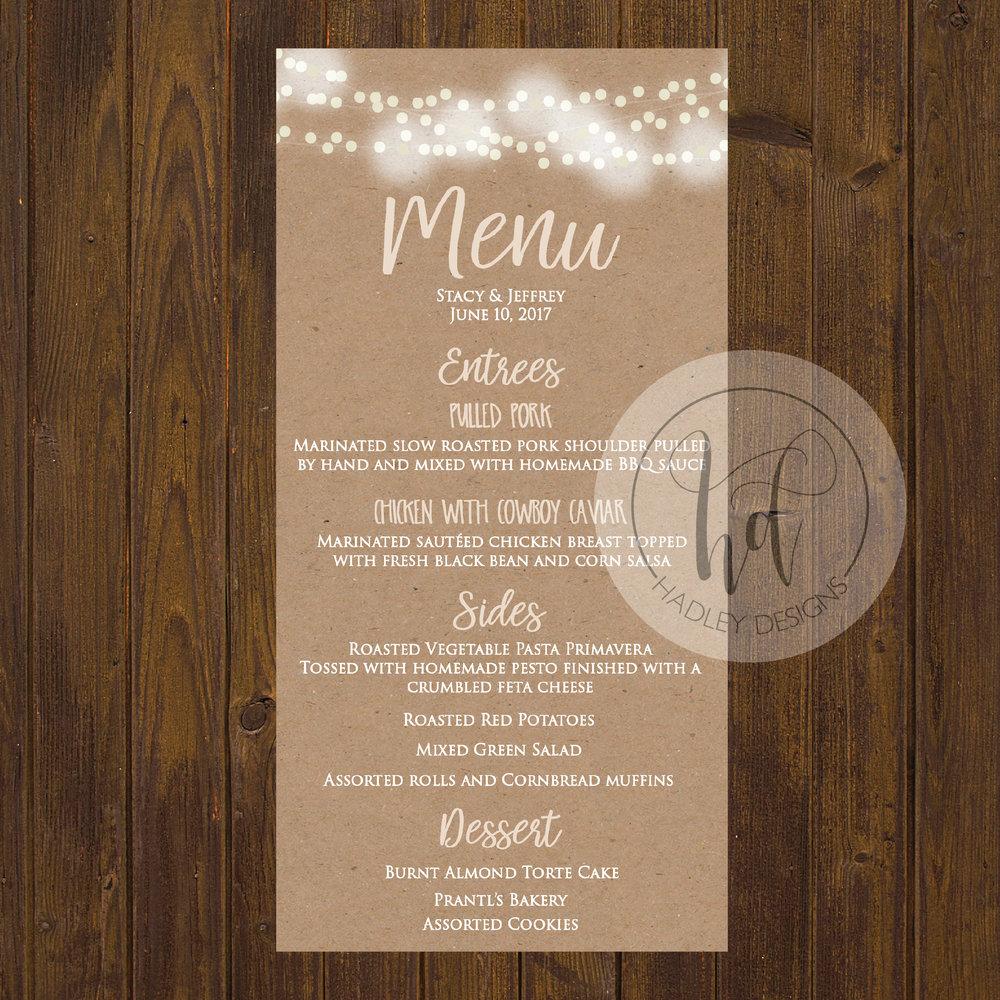 Wedding Menu, Wedding Menus, Wedding Menu Cards, Menu Cards, Wedding Menu Ideas, Wedding Buffet Menu,