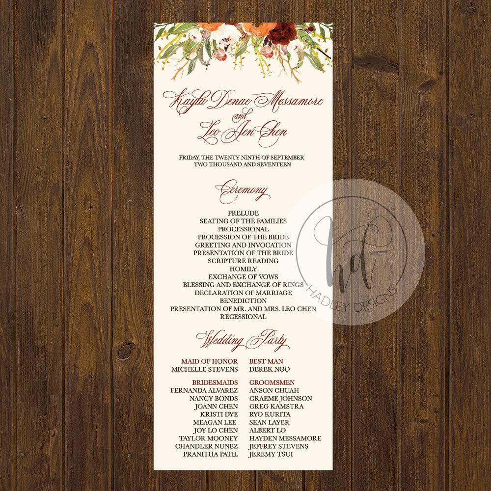 Wedding Programs, Wedding Ceremony Programs, Wedding Program Ideas, Sample Wedding Programs, Wedding Ceremony Program, Wedding Program Fans, Wedding Program Examples,