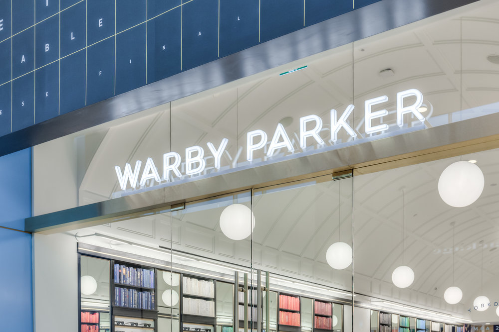 Warby Parker - Storefront