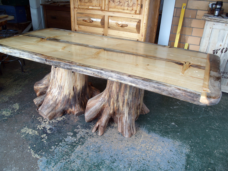 Stump Dining Table