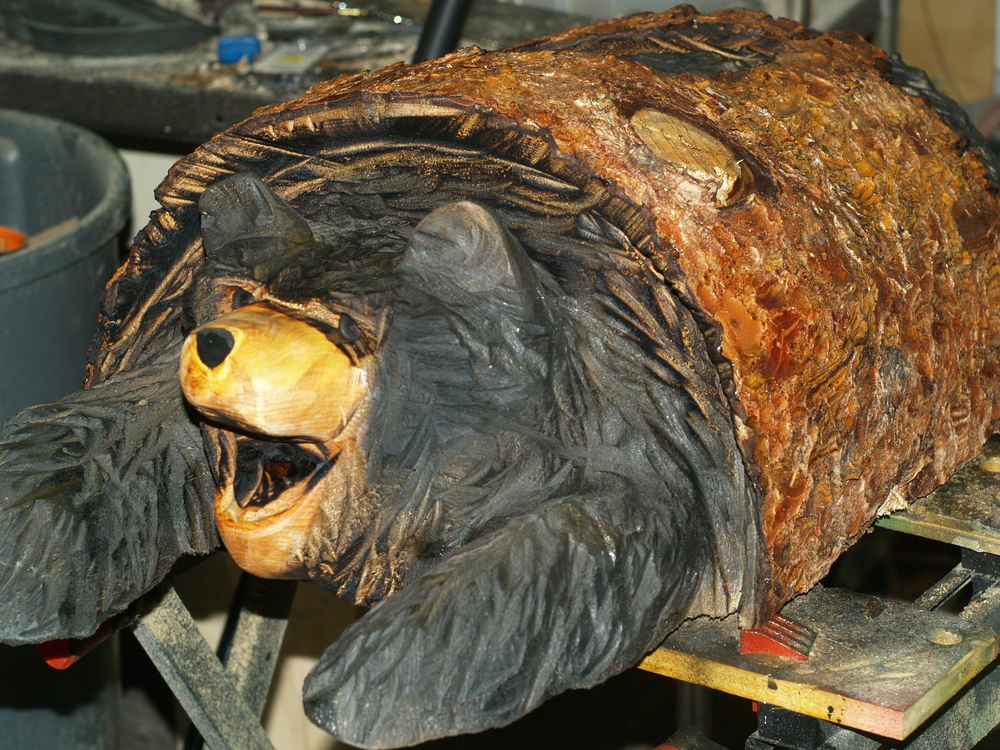 chainsaw-bear-in-log.JPG