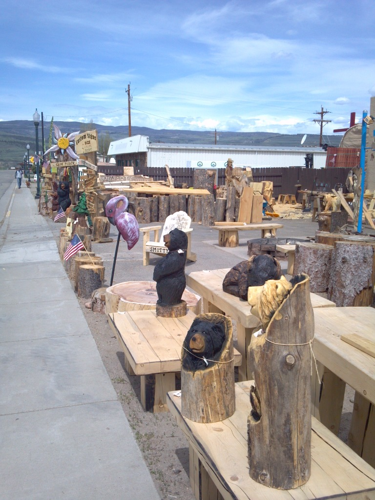 Kremmling, CO Chainsaw Carvings
