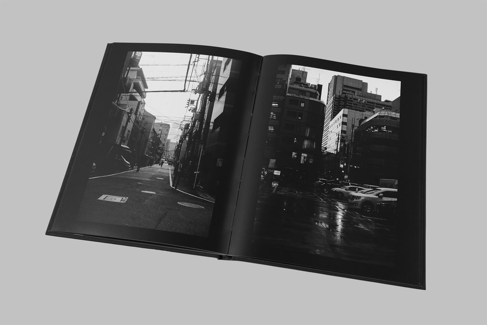 Offset duotone print  Published by Palm* (UK)  Limited edition, 500 copies