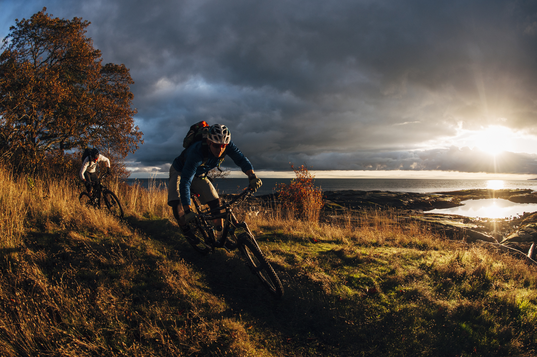gulf island mountain bike adventure bodega ridge