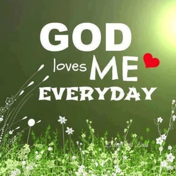 Love - God loves me everyday II.jpg