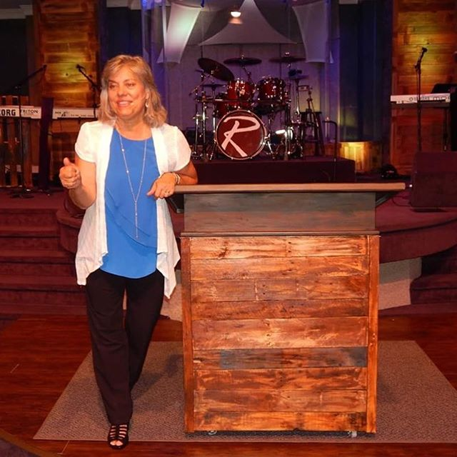 Come meet our new pastor, Lisa Marie Tihen. Sunday service at 10:00 a.m. Breakfast bar at 9:15 a.m. God rejoices over you!