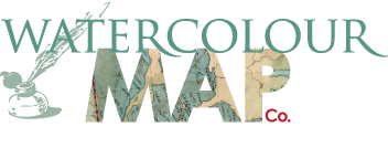 Watercolour Map Co.