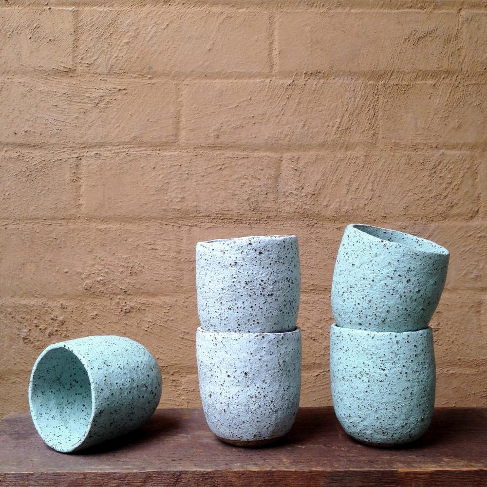 susan simonini handmade ceramic tumblers falling for florin melbourne