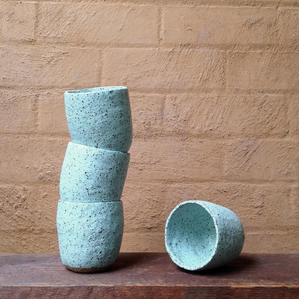 susan simonini handmade blue ceramics falling for florin
