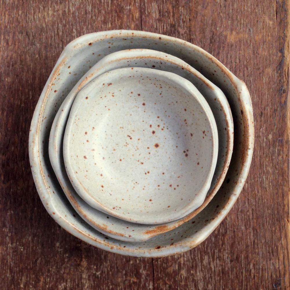 lene jakobsen handmade ceramic dish falling for florin