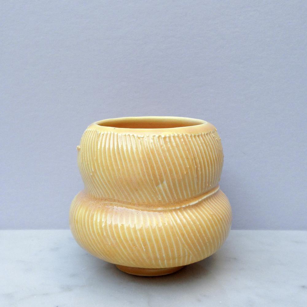pete pilven handmade porcelain tea bowls falling for florin