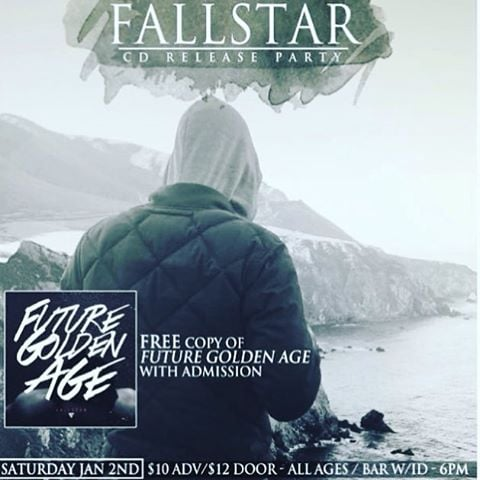 Cd release show tonight! Come see the new songz live and grab a free copy of future golden age! See you all tonight at the Hawthorne theatre:)