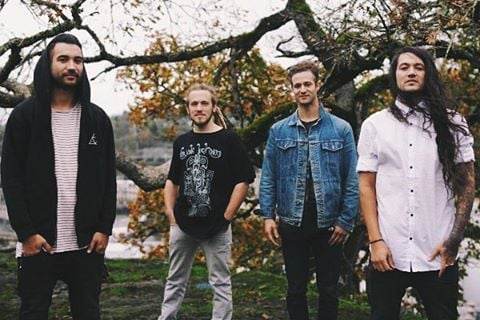 """""""Fallstar is breathing new life into aggressive music with an energetic records that bursts with originality. Future Golden Age is  versatile, heavy, and jams hard the whole way through. This record should easily top 2015's """"Best of"""" lists. Dang. Thanks for the killer review from giantsinthesound.com check it here http://giantsinthesound.com/2015/12/07/review-fallstar-future-golden-age/ Also we're releasing #futuregoldenage tomorrow on all the places"""