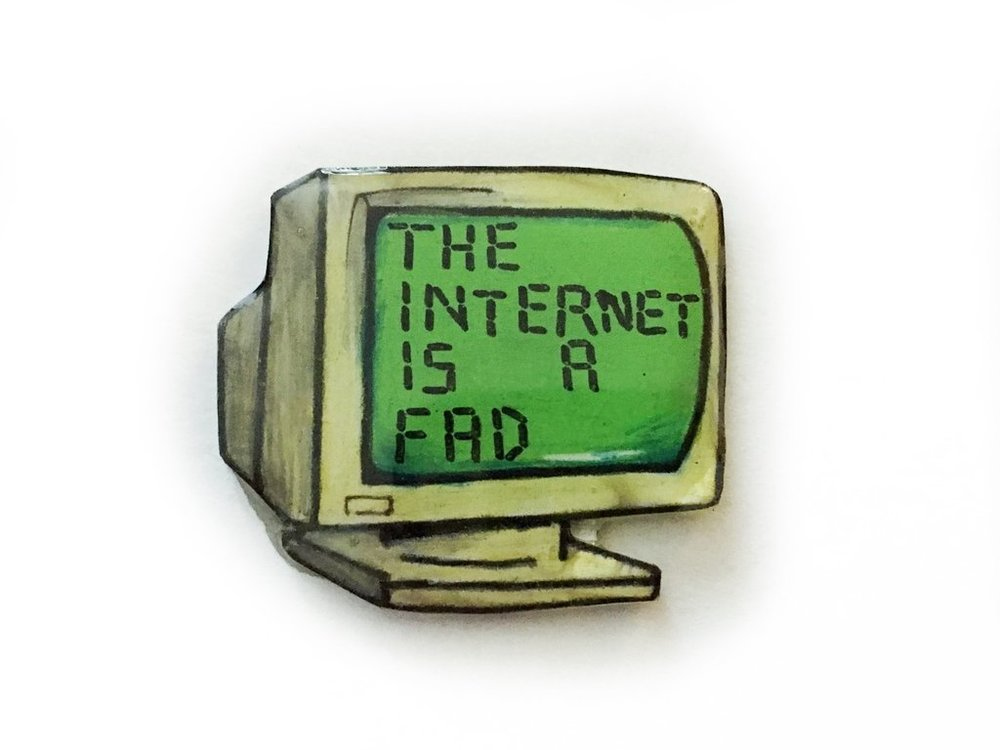 Remember: Many thought the Internet was just a fad and overlooked the market shift. It was the same with TV before it. Many also doubted channels like Facebook, Twitter, Instagram, etc. Many businesses fell because they didn't keeping pace with peoples' real behavior.