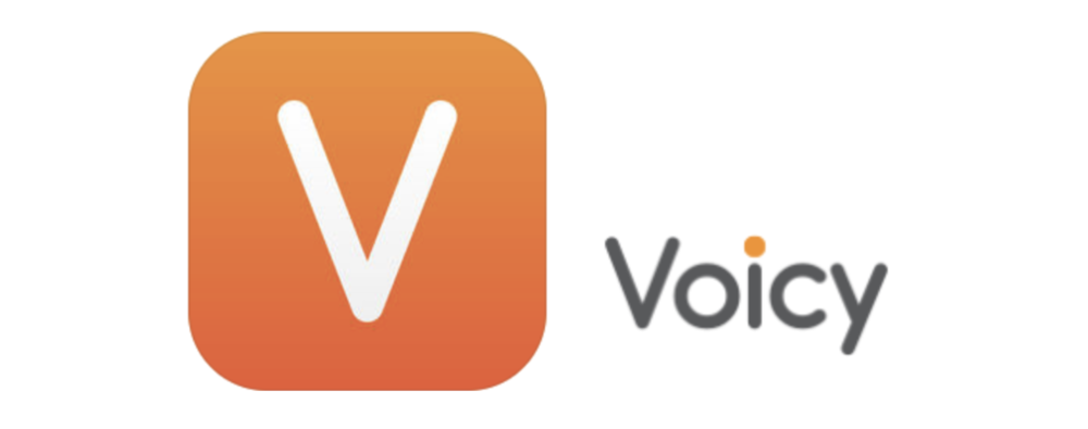 Voicy is a podcasting app in Japan
