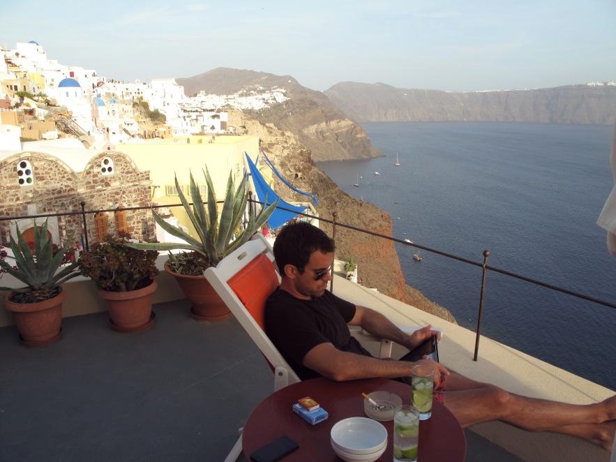 Santorini_Reu_ reading on balcony.jpg