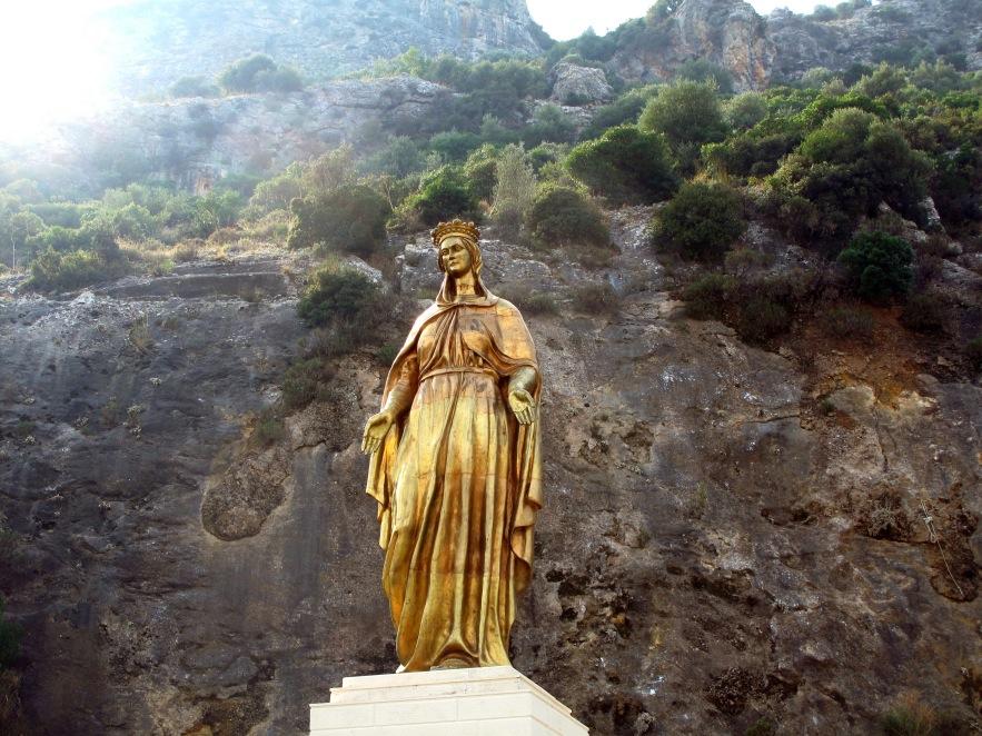 Ephesus_Golden mary.JPG