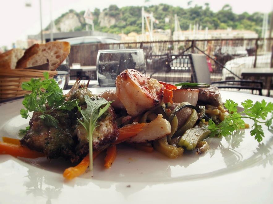 Nice_Port lunch.JPG