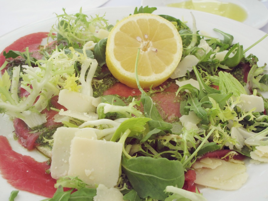 St Tropez_Bagatelle_meat salad.JPG