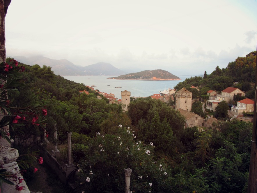 CROATIA - we spent one of the best months of my life in this Beautiful old 16th century villa overlooking a sleepy fishing village called 'Sipan'.
