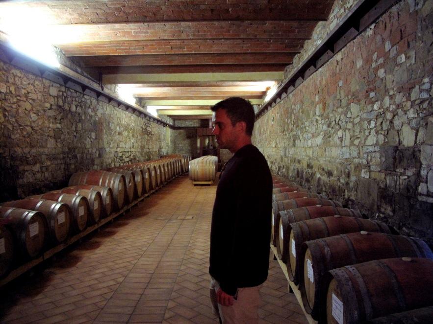 Tuscany_Wine cellar_Reuben.JPG