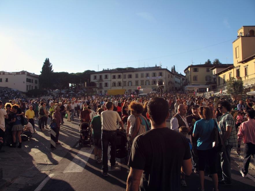 Annual Festa dell'Uva (grape festival) inImprunetawhichcelebratesthe beginning of the Grape harvest season.