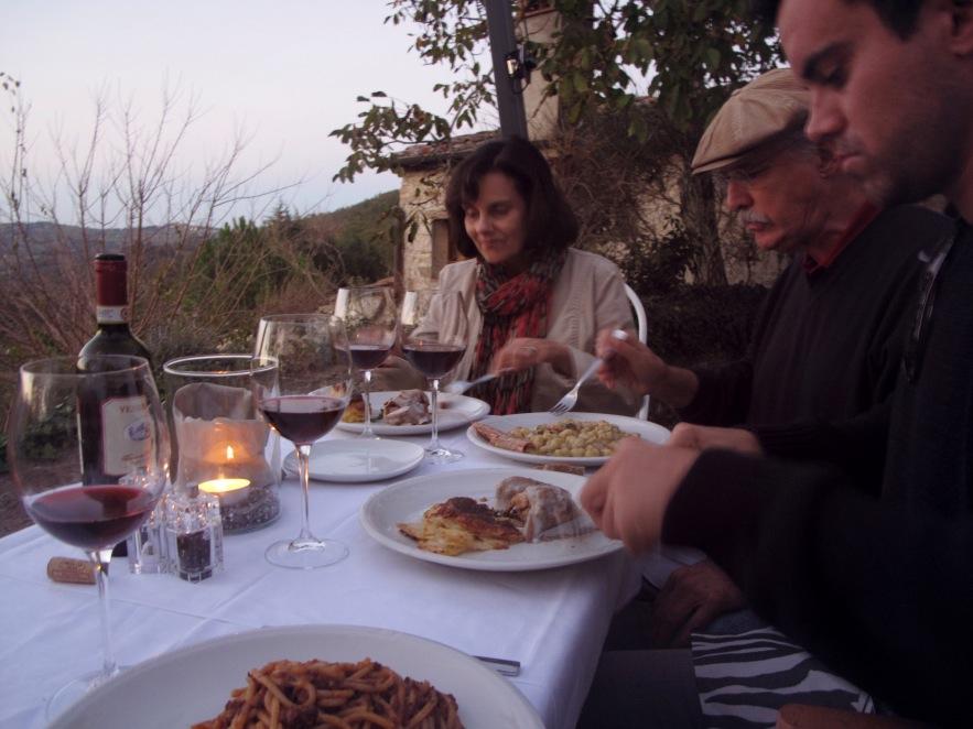 Tuscany_reu's parents_dinner_la paradise.JPG