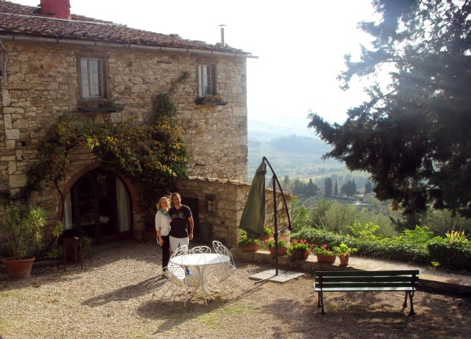 saying goodbye to an amazing month in tuscany