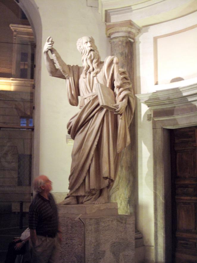 rome_John with gaint sculpture.JPG