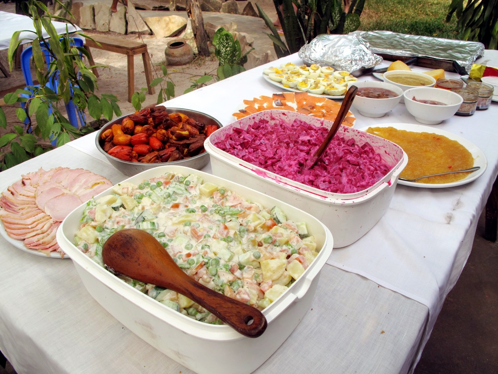 Swedish Christmas Lunch