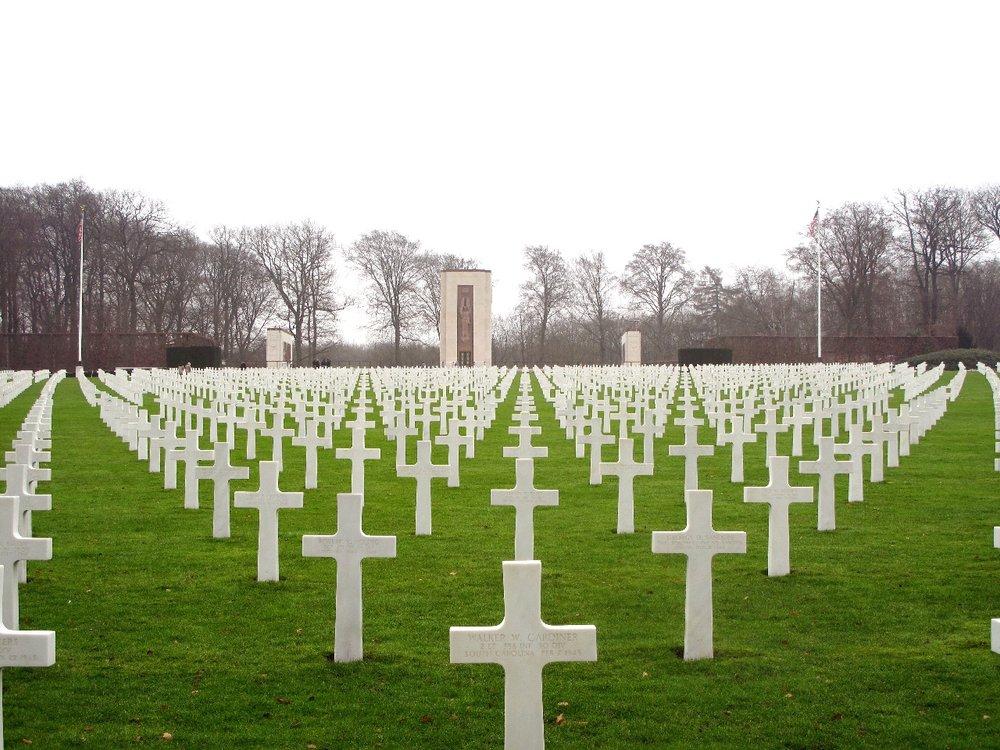 American memorial.