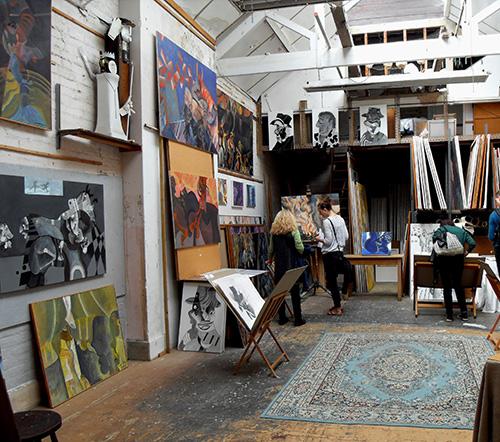 Tackleway Hall Studio