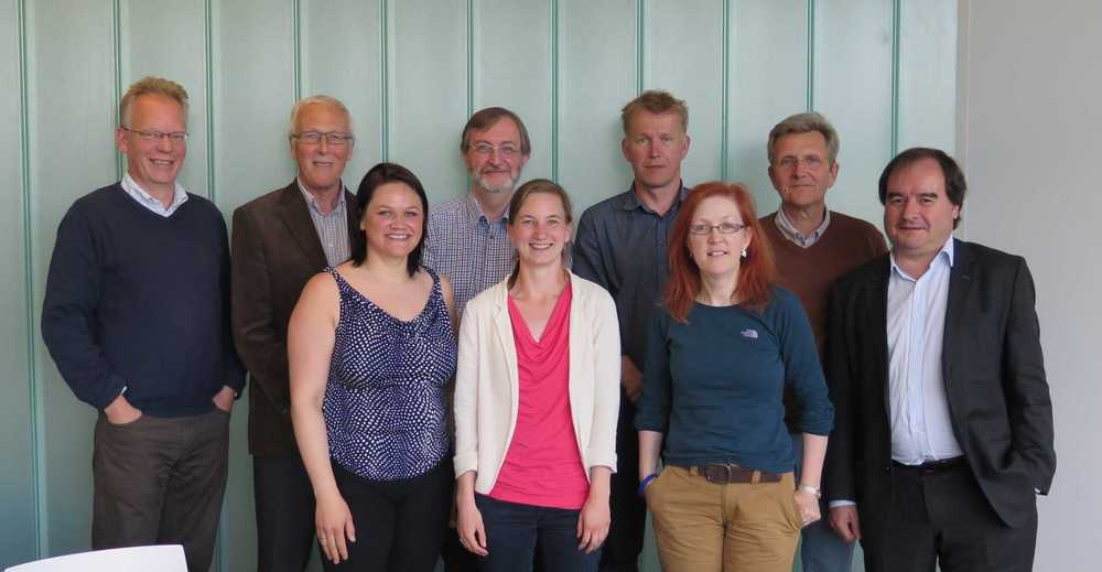 The subgroup WG 2.1  Subsurface urban planning & management had an productive meeting in Amsterdam.